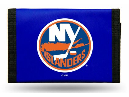 peňaženka - Nylon Trifold - New York Islanders