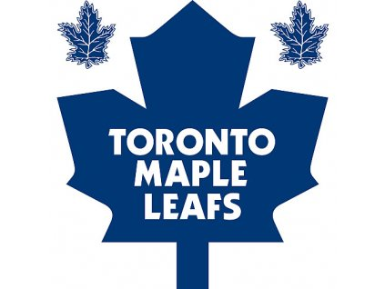 Logo na stenu - Peel and Stick - Toronto Maple Leafs