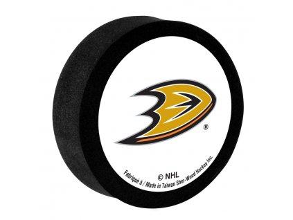 Penový puk Anaheim Ducks Sher-Wood