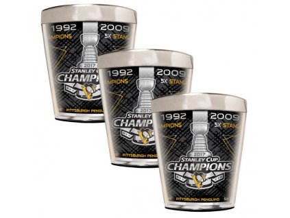 Set Pohárikov Pittsburgh Penguins 2017 Stanley Cup Champions