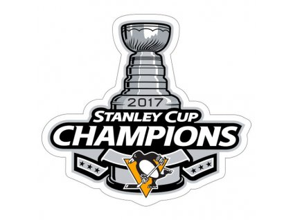 Nášivka Pittsburgh Penguins 2017 Stanley Cup Champions