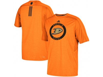 Tričko Anaheim Ducks Authentic Training Climalite