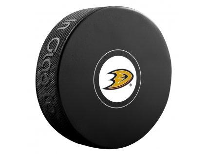 Podpisový puk Anaheim Ducks Autograph