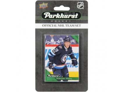 Hokejové Karty Winnipeg Jets Upper Deck Parkhurst 2017/18 Team Card Set