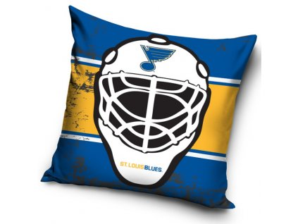 Vankúšik St. Louis Blues NHL Maska