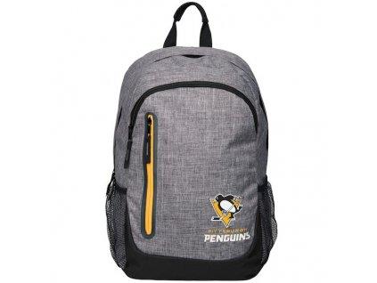 Ruksak Pittsburgh Penguins Heathered Gray