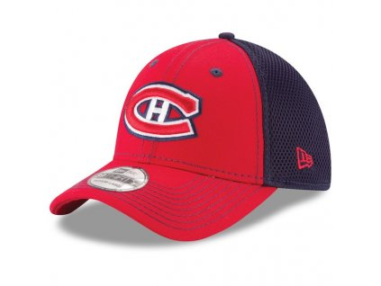 Šiltovka Montreal Canadiens New Era Team Front Neo 39THIRTY