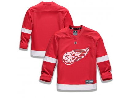 Detský Dres Detroit Red Wings Replica Home Jersey