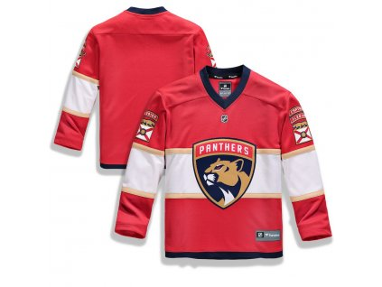 Detský Dres Florida Panthers Replica Home Jersey