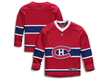 Detský Dres Montreal Canadiens Replica Home Jersey