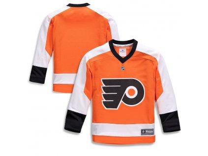 Detský Dres Philadelphia Flyers Replica Home Jersey