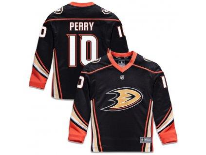 Detský Dres #10 Corey Perry Anaheim Ducks Replica Home Jersey
