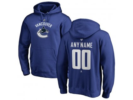 Mikina Vancouver Canucks Custom Team Authentic