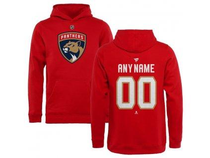 Detská Mikina Florida Panthers Custom Team Authentic