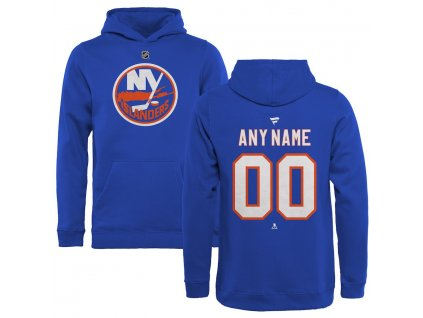 Detská Mikina New York Islanders Custom Team Authentic