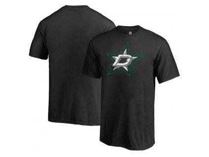 Detské Tričko Dallas Stars Splatter Logo
