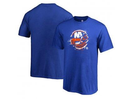 Detské Tričko New York Islanders Splatter Logo