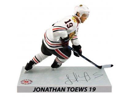 Figurka #19 Jonathan Toews Chicago Blackhawks Imports Dragon Player Replica