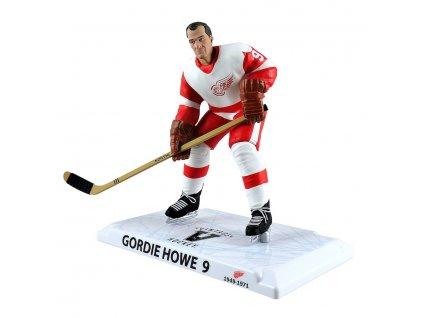 Figurka #9 Gordie Howe Detroit Red Wings Imports Dragon Player Replica