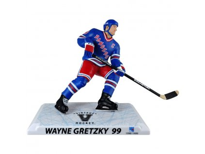 Figurka #99 Wayne Gretzky New York Rangers Imports Dragon Player Replica