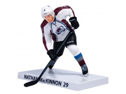 Figurka #29 Nathan MacKinnon Colorado Avalanche Imports Dragon Player Replica