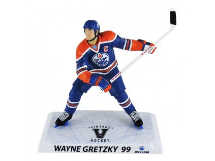 Figurka #99 Wayne Gretzky Edmonton Oilers Imports Dragon Player Replica