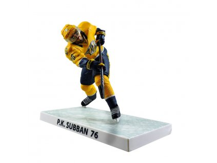 Figurka #76 P.K. Subban Nashville Predators Imports Dragon Player Replica