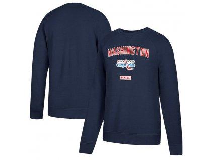 Mikina Washington Capitals CCM Fleece Pullover
