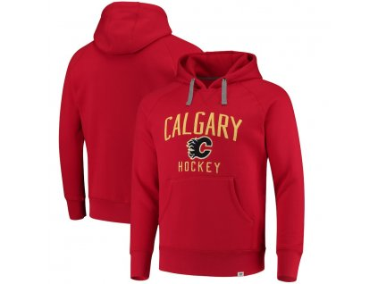 Mikina Calgary Flames Indestructible Pullover Hoodie