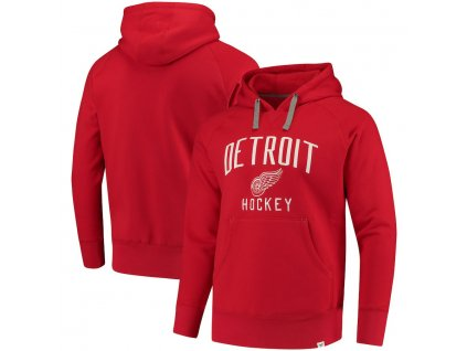 Mikina Detroit Red Wings Indestructible Pullover Hoodie