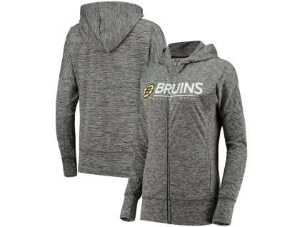 Dámska Mikina Boston Bruins Reciever Full-Zip Hoodie