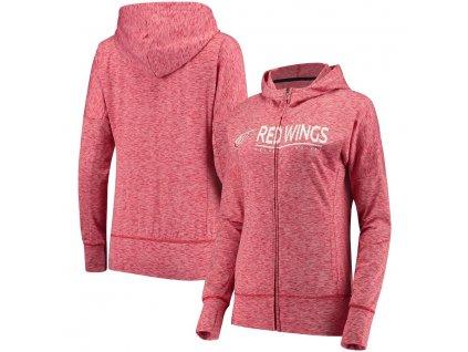 Dámska Mikina Detroit Red Wings Reciever Full-Zip Hoodie