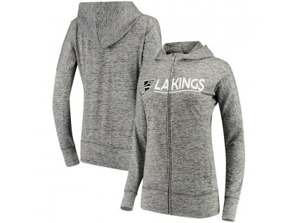 Dámska Mikina Los Angeles Kings Reciever Full-Zip Hoodie