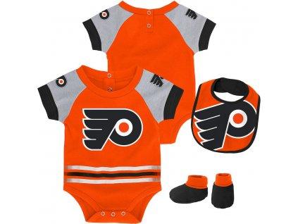 Detský Set Philadelphia Flyers Blocker
