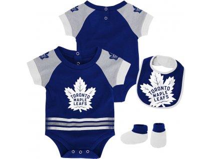 Detský Set Toronto Maple Leafs Blocker