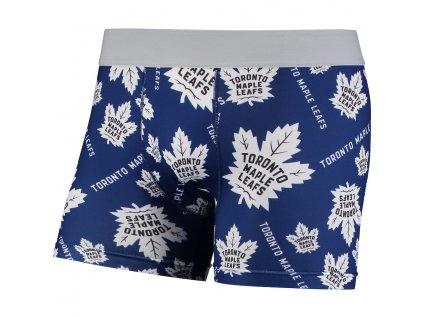 Kompresné Šortky Toronto Maple Leafs Repeat