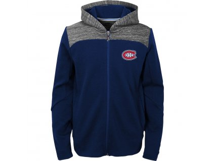 Detská Mikina Montreal Canadiens Centripedal Full-Zip Hoodie