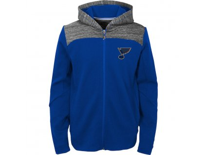 Detská Mikina St. Louis Blues Centripedal Full-Zip Hoodie
