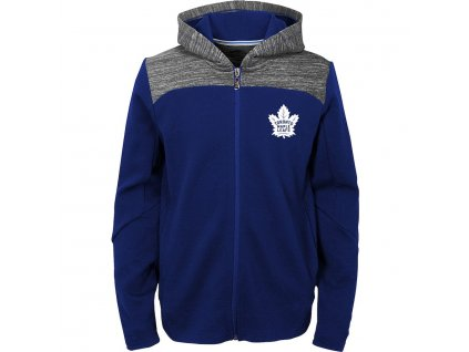 Detská Mikina Toronto Maple Leafs Centripedal Full-Zip Hoodie