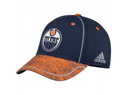 Šiltovka Edmonton Oilers Adidas Alpha Flex