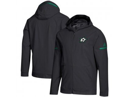 Mikina Dallas Stars Squad Woven Full-Zip Hoodie