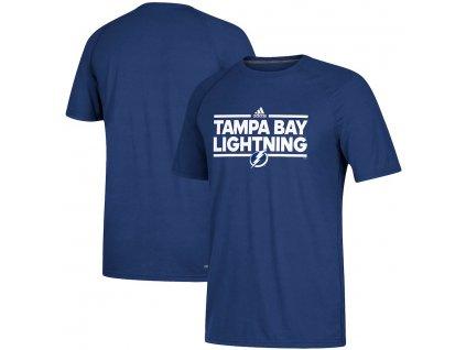 Tričko Tampa Bay Lightning Adidas Dassler Climalite