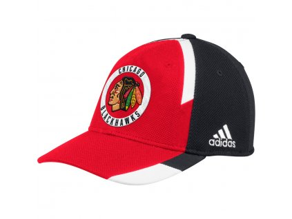 Šiltovka Chicago Blackhawks Adidas Echo Flex