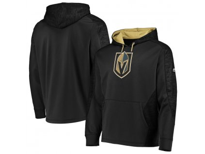 Mikina Vegas Golden Knights Majestic Armor Therma Base Pullover Hoodie