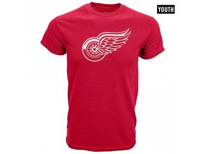 Dětské tričko Detroit Red Wings Core Logo Tee