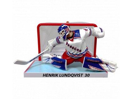 Figurka New York Rangers Henrik Lundqvist #30 Imports Dragon Player Replica
