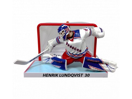 Figurka New York Rangers Henrik Lundqvist #30 Imports Dragon Player Replica