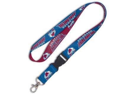 Kľúčenka Colorado Avalanche WinCraft Lanyard