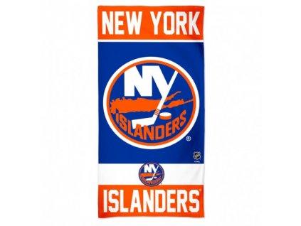 Osuška New York Islanders Fibre Beach Towel