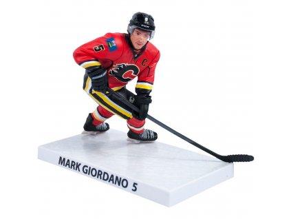 Figurka Calgary Flames Mike Giordano #5 Imports Dragon Player Replica